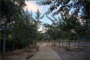 Jardín El Jarral